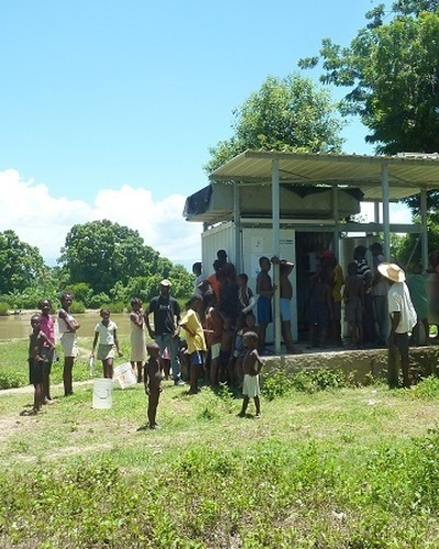 Objectif Ô -  Projet Haïti