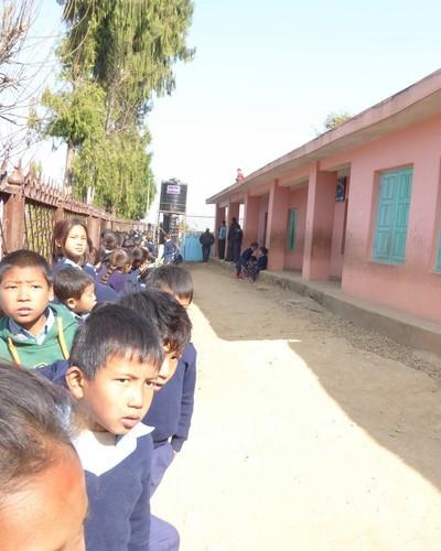 Projet Népal